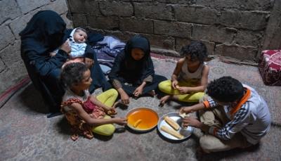 تقرير أممي: ارتفاع أسعار المواد الغذائية يفاقم أزمة الجوع في اليمن