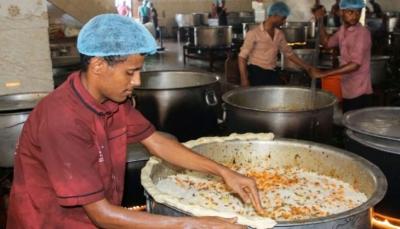 """""""الزربيان"""" وجبة شعبية يمنية مشهورة مستوحاة من البرياني الهندية"""