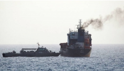"""""""خفر السواحل"""" تنفي تعرض ناقلة نفط إيرانية لهجوم مسلح في خليج عدن"""