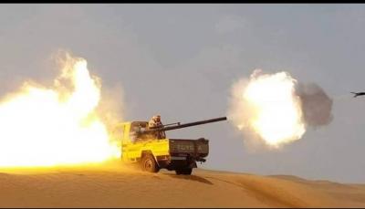 مصرع العشرات من عناصر المليشيا الحوثية وتدمير 13 آلية عسكرية جنوب وغرب مأرب