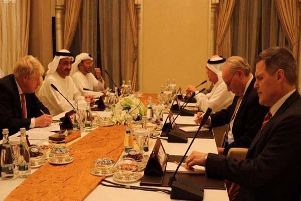 إجتماع لوزراء الرباعية الدولية حول اليمن في الإمارات بدون عُمان
