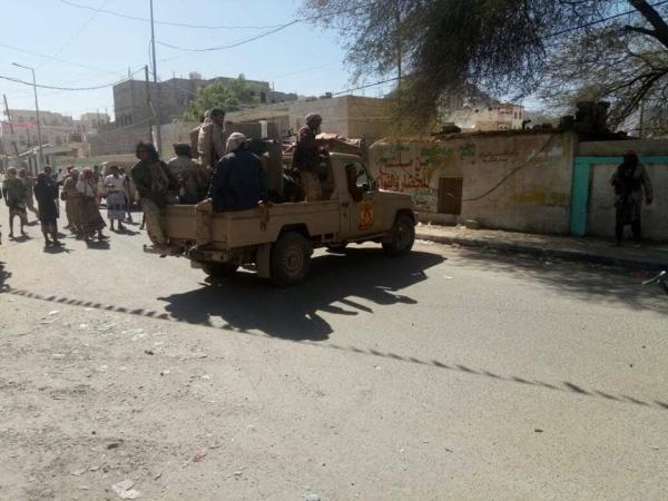"""شبوة: الجيش الوطني يعلن تحرير مديرية """"بيحان"""" من سيطرة المليشيا الانقلابية"""
