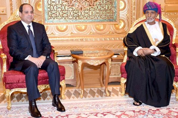 صحيفة كويتية تكشف تفاصيل مبادرة مصرية قدمت لعمان لوقف حرب اليمن