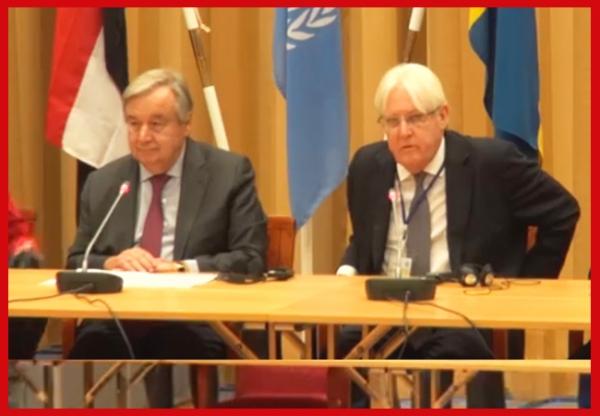 لعبة انسحاب الحوثي أحاديا في الحديدة تضع الأمم المتحدة وجها لوجه مع الشرعية (تقرير خاص)