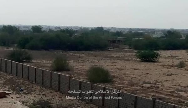 """حجة: الجيش الوطني يطبق الحصار على مدينة """"حرض"""" تمهيداً لاقتحامها"""