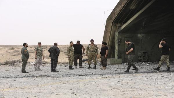 عقب قصف قاعدة الوطية.. قوات الوفاق: لن نغير استراتيجيتنا للسيطرة على كامل التراب الليبي