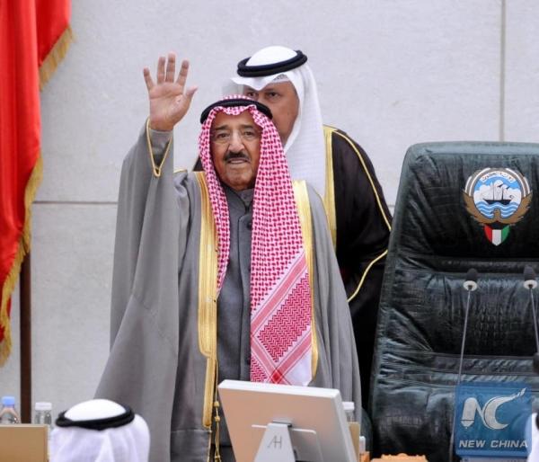 الديوان الأميري الكويتي يعلن خضوع أمير البلاد لعملية جراحية