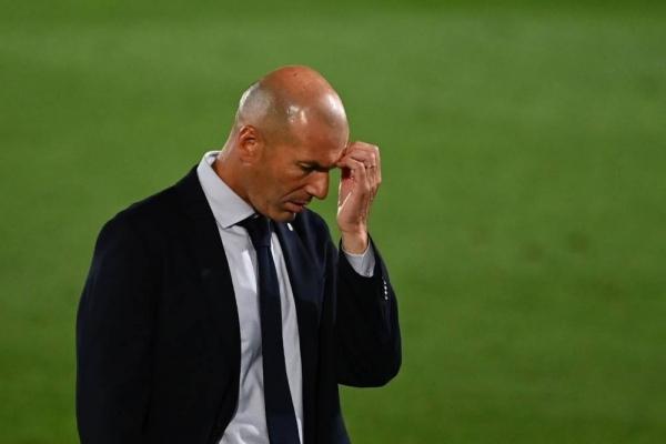 إضافة إلى 6 لاعبين مصابين.. زيدان يخسر لاعبا جديدا في ريال مدريد