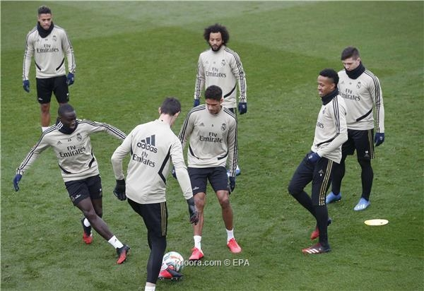 رباعي ريال مدريد جاهز للمشاركة في الكلاسيكو والمباريات القادمة