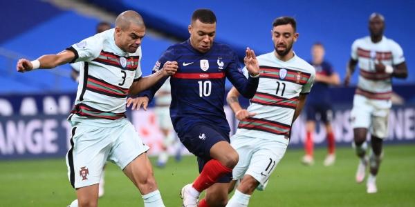 قمة فرنسا والبرتغال تنتهي بتعادل أبيض في دوري الأمم الأوروبية