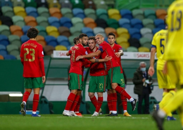 البرتغال تقسو على السويد بغياب رونالد وتعادل إيطاليا وهولندا يمنح بولندا الصدارة
