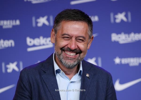 برشلونة يقترح موعد سحب الثقة من بارتوميو