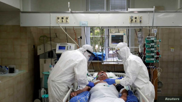 معهد امريكي: نسبة وفيات فيروس كورونا انخفضت 30%