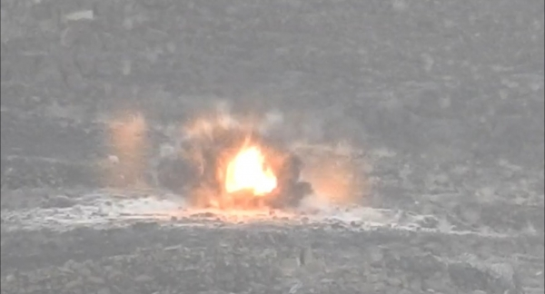 مصرع العشرات وتدمير 12 آلية.. - الجيش ينشر إحصائية رقمية لخسائر الحوثيين في 3 محافظات (أنفوجرافيك)