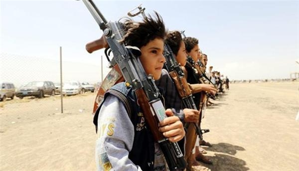 """""""الحوثية"""" ضاعفت تجنيد أطفال اليمن YemenShabab2020-12-06-10-47-04-611616.jpg"""