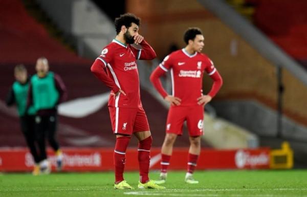 بيرنلي يصعق ليفربول ويهزمه في معقلة