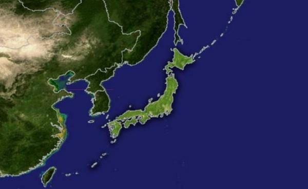 زلزال بقوة 7 درجات قبالة سواحل اليابان