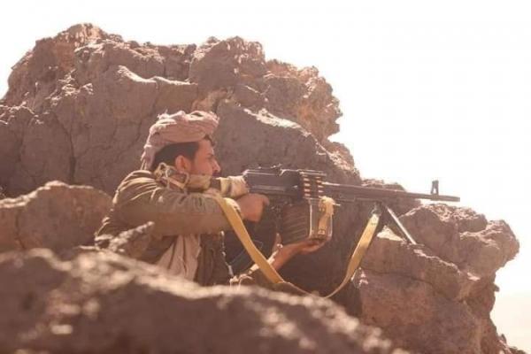 قوات الجيش تُحبط هجوماً للحوثيين بجبهة المشجع غربي مأرب