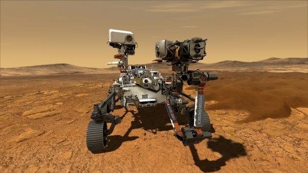 العالم ينتظر وصول مركبة ناسا بحثاً عن حياة بالمريخ