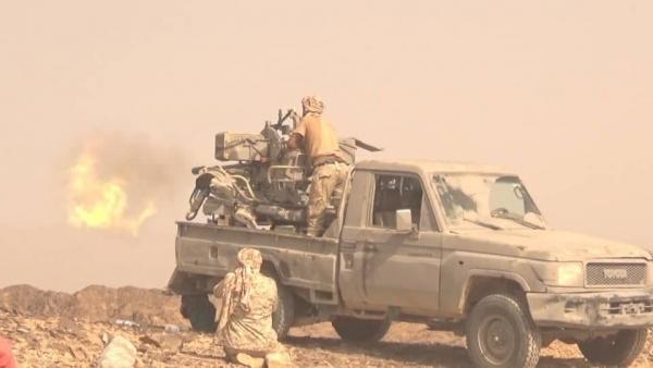 الجوف.. الجيش يعلن تحرير مساحات واسعة شرقي الحزم والتقدم مستمر