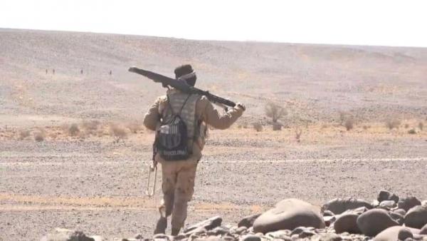"""أكد تكبد المليشيات هزائم متتالية.. - الجيش: أفشلنا مخططات ميليشيات الحوثي في """"مأرب"""" وحققنا انتصارات مهمة"""