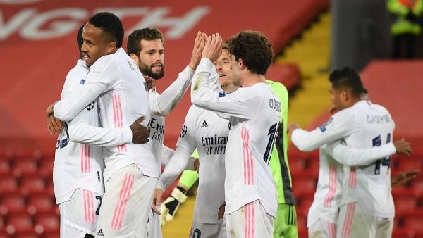 ريال مدريد ومانشستر سيتي يعبران نحو نصف نهائي دوري الأبطال