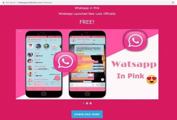 """يخترق الهواتف ويفقد المستخدمين بياناتهم.. ماهي مخاطر """"واتساب الوردي""""؟"""