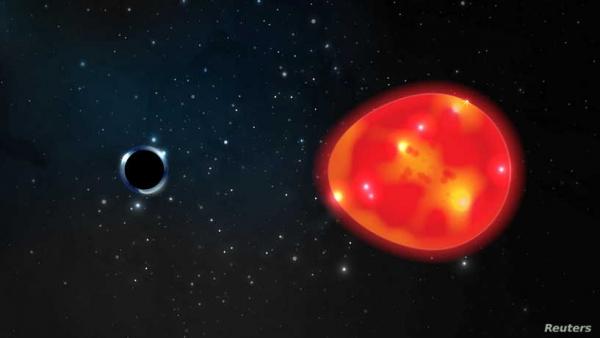 """علماء يكتشفون """"أصغر ثقب أسود"""" أقرب إلى الأرض"""