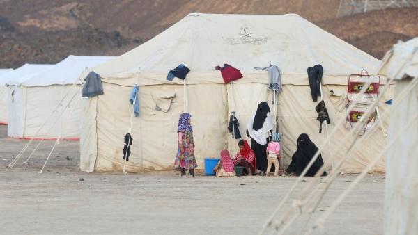 الهجرة الدولية: نزوح 471 أسرة يمنية خلال الأسبوع الماضي غالبيتهم في مأرب