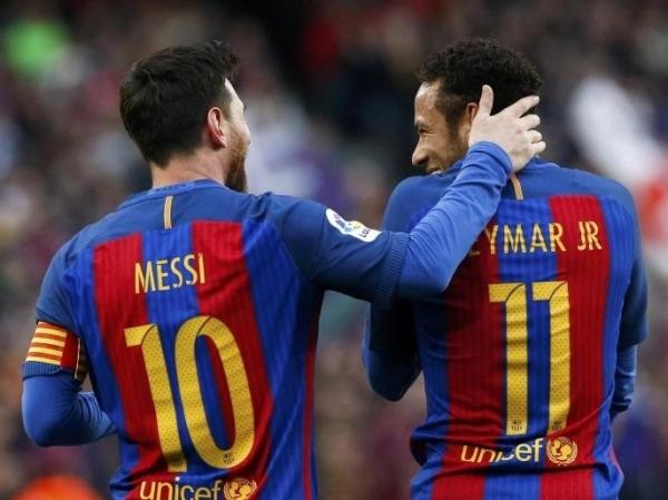 تقارير: 500 مليون يورو تقود نيمار إلى برشلونة