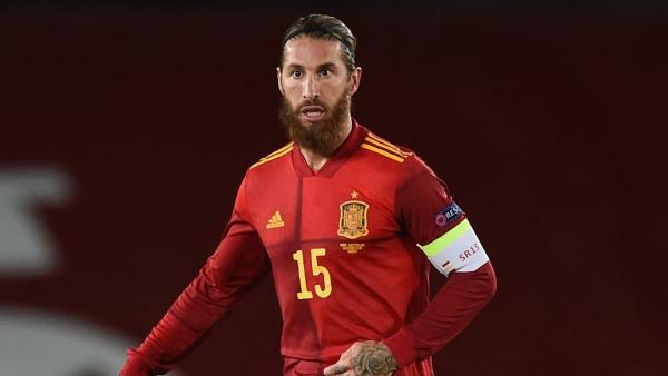 راموس يقبل قرار منتخب إسبانيا في استبعاده من تشكيلة يورو 2020