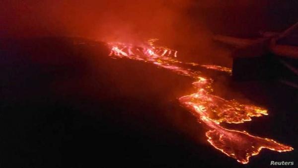 انفجار بركان ثان في الكونغو وفرار مئات الآلاف (فيديو)