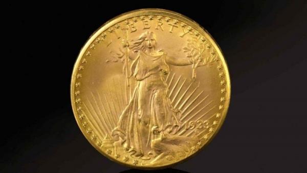 عملة ذهبية امتلكها الملك فاروق تباع في مزاد بحوالي 20 مليون دولار