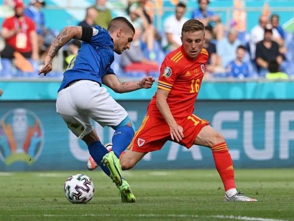 يورو 2020: إيطاليا تواصل الإبداع وتحصل على العلامة الكاملة وتركيا تودع البطولة