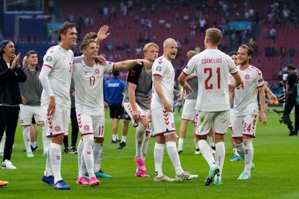 المنتخب الدنماركي أول المتأهلين إلى ربع نهائي يورو 2020