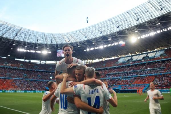 يورو 2020: التشيك تصنع المفاجأة وتبلغ ربع النهائي على حساب هولندا