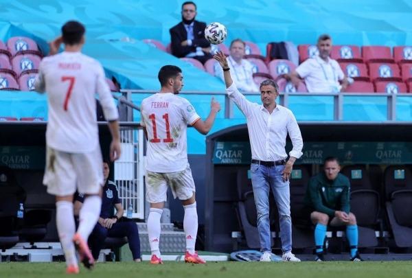 يورو 2020: إسبانيا تتخطى كرواتيا بعد مواجهة دراماتيكية وتصعد لربع النهائي