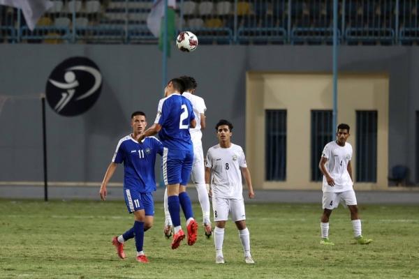 منتخبنا الوطني للشباب يودع بطولة كأس العرب بفوز على أوزبكستان
