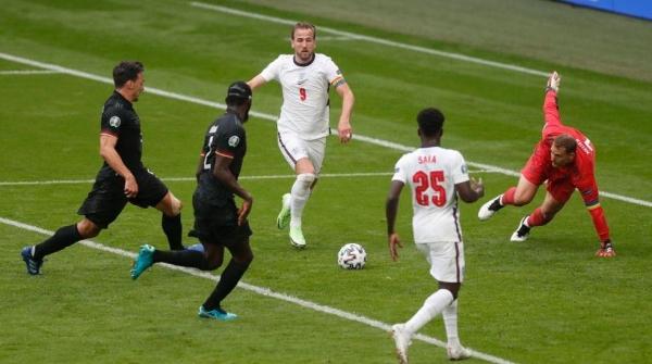 يورو 2020: إنجلترا تحسم موقعتها مع ألمانيا وتبلغ ربع النهائي