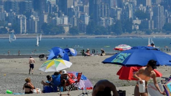 كندا.. تسجيل المئات من حالات الوفاة المفاجئة بسبب ارتفاع درجة الحرارة