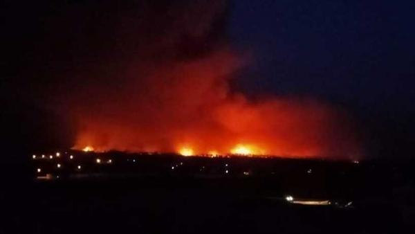العراق.. هجوم بطائرة مسيرة يستهدف مطار أربيل والقنصلية الأميركية تطلق صافرات الانذار