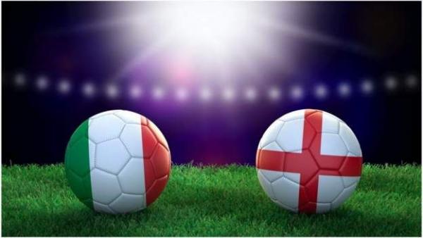 شاهد بالصور.. مشجعو إنجلترا وإيطاليا قبل المواجهة التأريخة في نهائي يورو 2020