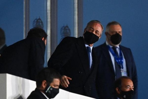 كاسياس فاشل وراؤول محتال.. رئيس ريال مدريد ينشر بياناً بشأن التسريبات