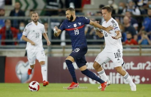 تصفيات مونديال قطر2022: البرتغال تحقق فوز مثير والبوسنة تفرض التعادل على فرنسا