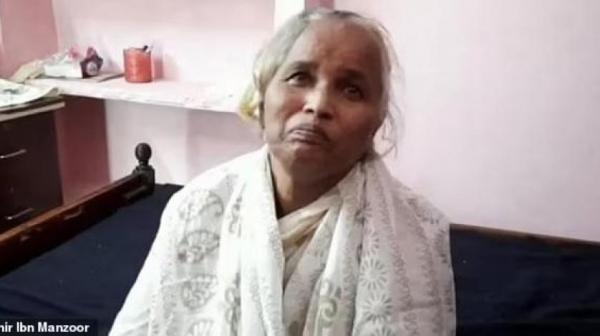 اعتقدوا انها ماتت.. هندية تعود إلى منزلها بعد أسبوعين من جنازتها