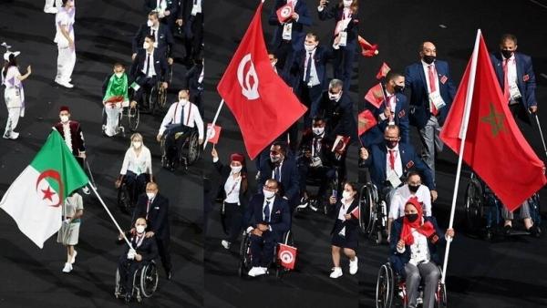 """تونس في الصدارة.. الترتيب النهائي للعرب في """"طوكيو 2020"""""""