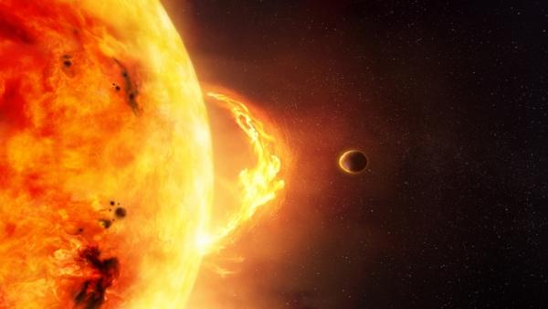 """تحذيرات من عاصفة شمسية قد تدخل العالم لحقبة """"انهيار الإنترنت"""" لأسابيع"""