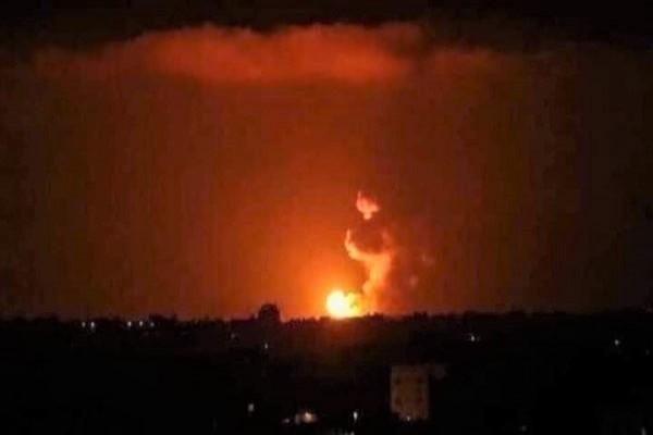 التحالف يدمر 15 قاعدة صواريخ تابعة للحوثيين في محيط مطار تعز