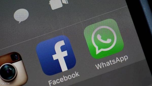 وسائل التواصل الاجتماعي فيسبوك وواتساب وإنستغرام تعود إلى العمل