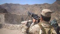 """تعز: المليشيا تستقدم تعزيزات عسكرية """"للصلو"""" ومواجهات متفرقة شمال المدينة"""